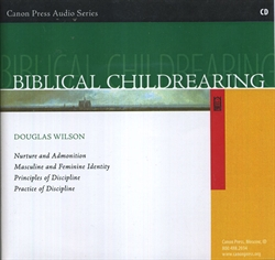 Biblical Childrearing - CD