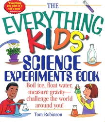 Everything Kids' Science Experiments Book