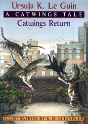 Catwings Return - Exodus Books