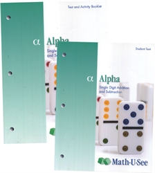 Math-U-See Alpha Student Kit