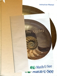 Math-U-See Pre-Algebra Teacher Pack