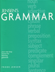 Jensen's Grammar - Text Only