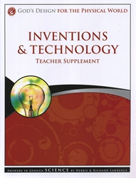 Inventions & Technology - Teacher Supplement (old)