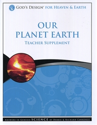 Our Planet Earth - Teacher Supplement