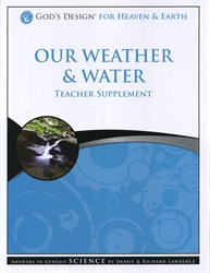 Our Weather & Water - Teacher Supplement (old)