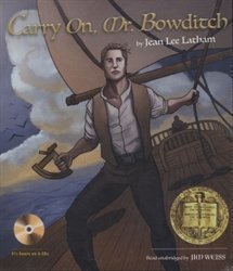Carry On, Mr. Bowditch - Audio CD