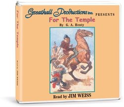 For the Temple - CDs