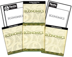 BJU Economics - Home School Kit - Exodus Books