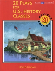20 Plays for U. S. History Classes - Exodus Books