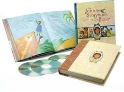 Jesus Storybook Bible (Deluxe Edition)
