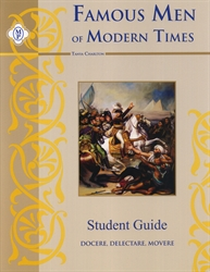 Famous Men of Modern Times - Student Guide
