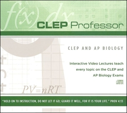 CLEP Professor for Biology