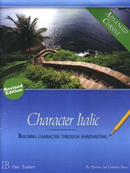 Character Italic - Advanced Cursive