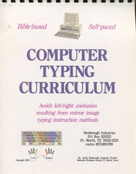 Computer Typing Curriculum