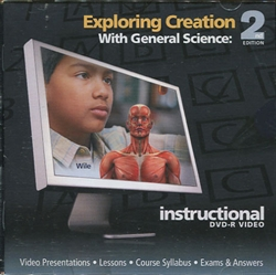 Exploring Creation with General Science - Instructional Videos