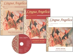 Lingua Angelica I - Set