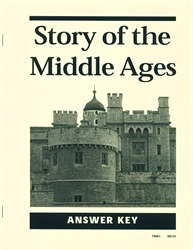 Story of the Middle Ages - Answer Key - Exodus Books