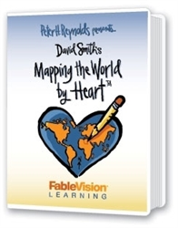 David Smith's Mapping the World By Heart