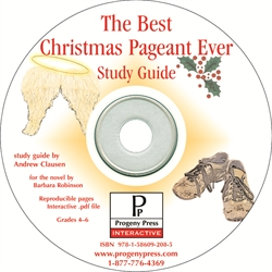 Best Christmas Pageant Ever - Study Guide CD