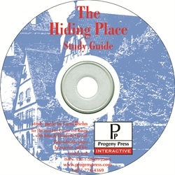 Hiding Place - Study Guide CD