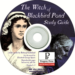 Witch of Blackbird Pond - Guide CD