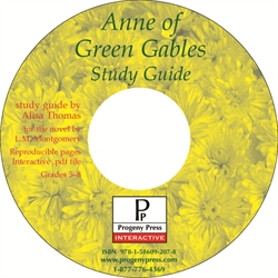 Anne of Green Gables - Study Guide CD