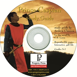 Prince Caspian - Guide CD