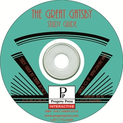 Great Gatsby - Study Guide Guide CD