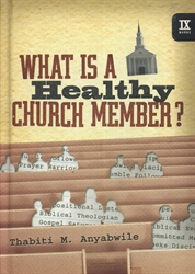 What is a Healthy Church Member? - Exodus Books
