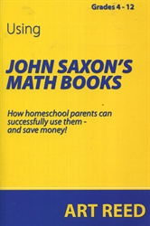 Using John Saxon's Math Books