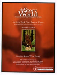 Story of the World Volume 1 - Activity Book - Exodus Books