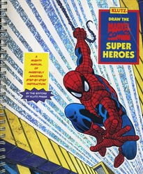 Draw the Marvel Comics Super Heroes - Exodus Books