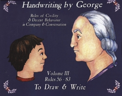 Handwriting by George Volume 3