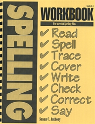 Spelling Plus - Workbook