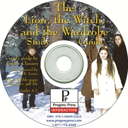 Lion, the Witch and the Wardrobe - Guide CD