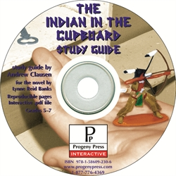 Indian in the Cupboard - Study Guide CD