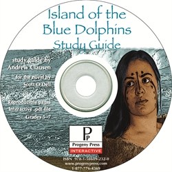 Island of the Blue Dolphins - Guide CD