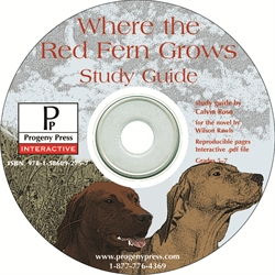 Where the Red Fern Grows - Guide CD