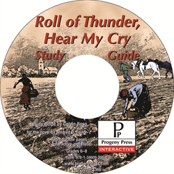 Roll of Thunder, Hear My Cry - Guide CD