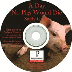 Day No Pigs Would Die - Study Guide CD