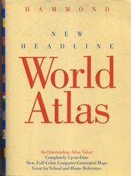 Hammond New Headline World Atlas