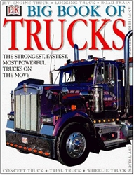 DK: Big Book of Trucks