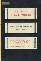 Puritanism in Early America