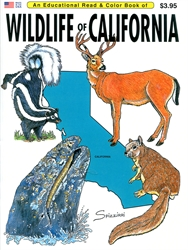 Wildlife of California