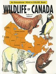 Wildlife of Canada