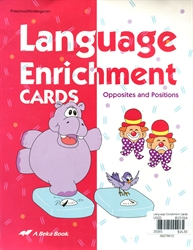 Language Enrichment Cards (old)