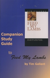 Feed My Lambs - Study Guide