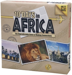 10 Days in Africa - Exodus Books