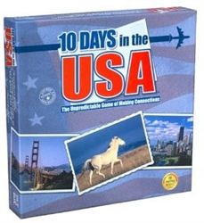 10 Days in the USA - Exodus Books
