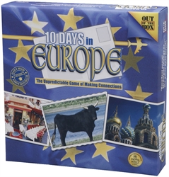 10 Days in Europe - Exodus Books